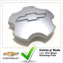 Calota Tampa Roda Chevrolet S10 / Blazer Advantage Pitbull