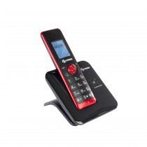 Teléfono Inalámbrico Con Tecnología Dect 6.0, Pantalla Lcd A