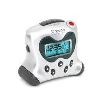 Oregon Scientific Medidor De La Temperatura Y Reloj Proyecto