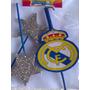 Vela De Cumpleaños Real Madrid Futbol Clud