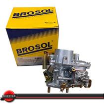 Carburador Brosol Simples Fusca 1500 1600 Original Gasolina