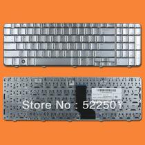 Teclado Laptop Hp Pavilion Cq60 Plateado Medio Uso