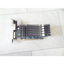 Placa Video Asus Gt210 Pci-e 1gb Gddr3 Com Defeito
