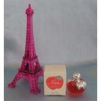 Miniatura Perfume Mini Nina Ricci Maça Vermelha Linda!
