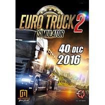 Euro Truck Simulator 2 40dlc+ Spintires Truck Of Road Dvdrom