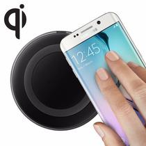 Cargador Inalambrico Qi Samsung Galaxy S6 Y Otros