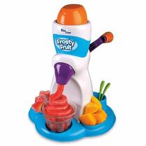 Fabrica Brinquedo De Sorvete Kids Chef Multikids Infantil