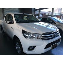 Toyota Hilux Doble Cabina Srv 4x2 2016 Linea Nueva