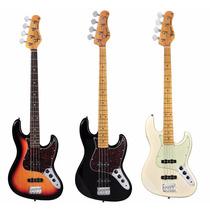 Baixo Tagima Woodstock Modelo Fender Jazz Bass Tw73