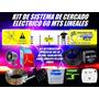 Cerco Electrico Kit Hasta 60 Mts Energizador Postes Lineas.