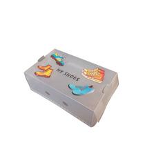 Cajas Plásticas Organizadoras De Zapatillas