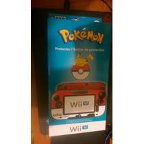 Protector Gamepad Wii U Hori Pokemon Y Mario