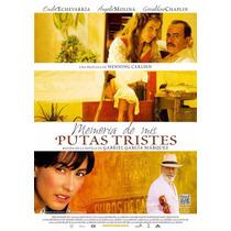Memorias De Mis Putas Tristes Película Dvd