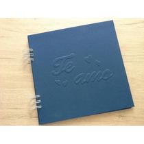 Álbum Scrapbook Tema Dia Dos Namorados - Presente Original