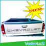 Calcomania Chevrolet Compuerta Marca 3m Entrega Personal V2