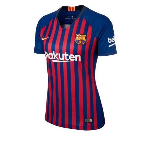 974e93fb3c90d Nova Camisa Barcelona Feminina Nike 2018-2019 Frete Gratis - R  169 ...