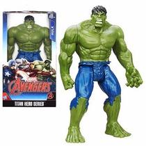 Hulk Vengadores Original Hasbro De 30 Cm