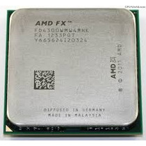 Processador Fx 4300 X4 3.8 Ghz A 4.0 Ghz Am3+ Oem E Garantia