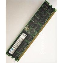 Memoria Servidor Samsung 2gb Ddr 333 Reg Ecc Ram Pc2700r