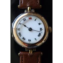 Reloj Rolex Antiguo En Oro Solido Suizo Cuerda Año 1917