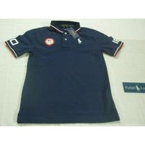 Chomba Original Polo Ralph Lauren Talle Xs O Junior S