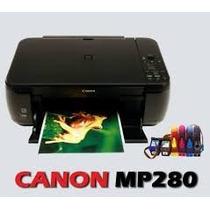 Sistema Continuo Full Tinta Ati Cartuchos Canon 210 211