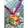 Medalla Personalizada Para El Dia Del Maestro - Regalo