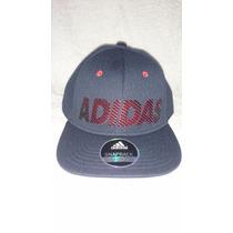 Gorra Plana Adidas Original Totalmente Nueva!!!