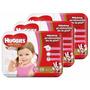 Pañales Huggies Natural Care Etapa 5 Niña / Xxg 84 Uni