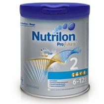 Leche Nutrilon Profutura 2 En Polvo Lata X 800g 6-12 Meses
