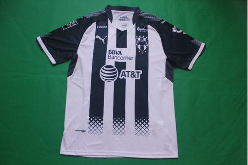 Camisa Do Monterrey Do México Importada Pronta Entrega - R  140 70b7b8745b702