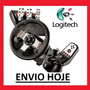 Volante Logitech G27 Ps3/pc, Novo, Lacrado, Nacional