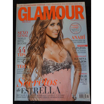 Anahí , Daniela Kosan , Kuno Becker Revista Glamour 2007