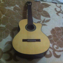 Guitarra Electroclasica Aria Ak-30ce
