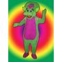 Disfraz Baby Boop Amigo De Barney - Usado