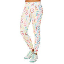 Calzas Estampadas Adidas Stellasport Mujer