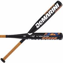 Bat Bate Beisbol Baseball Infantil Demarini Voodoo 25/13 -12