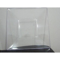 Plato Base Miami Transparente Silla Tiffany