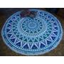 Mandala Redondo Manta Lona Hindu El Mejor Precio