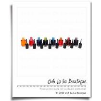 8 Tintas Esmaltes Vitral Acrigel Transparentes Barniz #0418