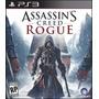Assassins Creed Rogue Juego Digital Ps3 Oferta ! Digital