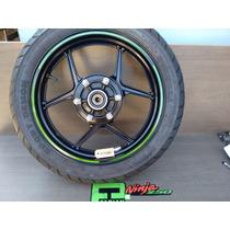 Llanta Con Cubierta Trasera Kawasaki Ninja 250 R K5289
