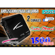 Amplificador Audiobanh Dos Canales