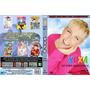 Coleção Xuxa Só Para Baixinhos 1,2,3,4,5 E 6 Com 6 Dvds Vl 1