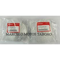 Polia Movel E Polia Fixa Pcx 150 Original Cod 22110-kzy-701