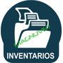 Plantilla Excel Libro Control De Inventarios Art177 Ley Isrl