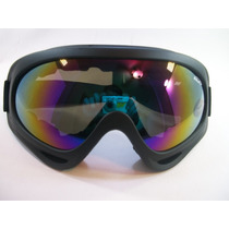 Goggles Tipo Motociclista Lente Google Gogles