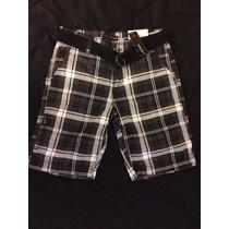 Bermuda Pantalon Corto Pantaloneta Guess 100% Genuina