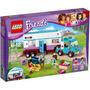 Lego 41125 -friends- Trailer Veterinário Para Cavalos 370 Pç