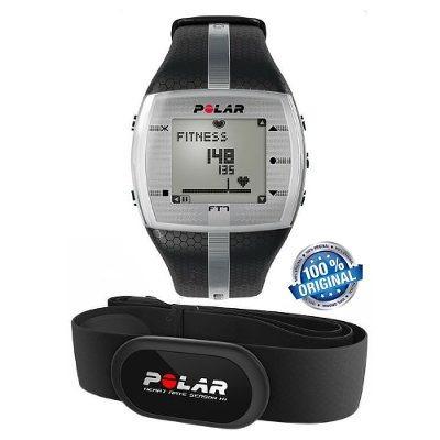 9eb03312b18 Relógio Monitor Cardíaco Polar Ft7 + Cinta Original - R  399